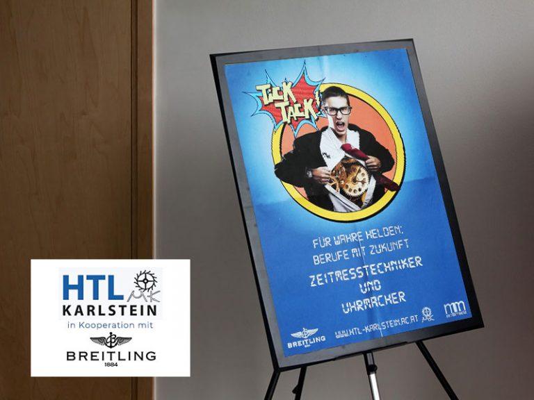 HTL KARLSTEIN | BREITLING